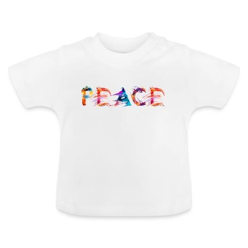 Peace - T-shirt Bébé