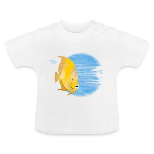 Selfie scuba diving - T-shirt Bébé