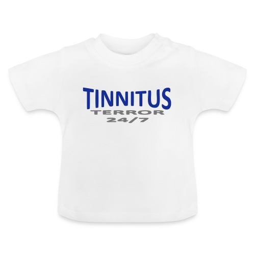 terror - Baby-T-skjorte