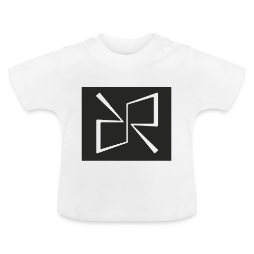 Rymdreglage logotype (RR) - Baby T-Shirt