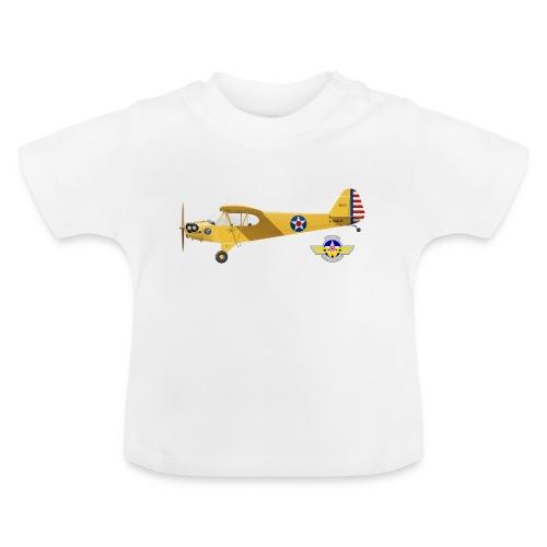 Piper Cub Spirit of Lewis - T-shirt Bébé