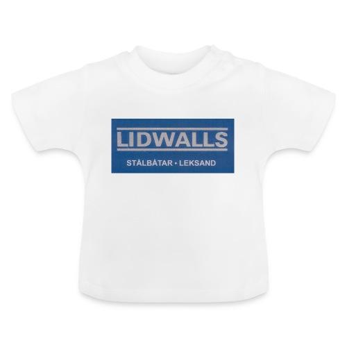 Lidwalls Stålbåtar - Baby-T-shirt