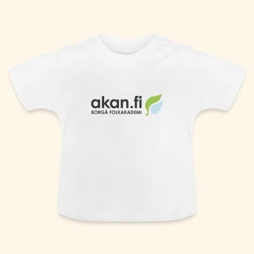 Akan Black - Baby-T-shirt