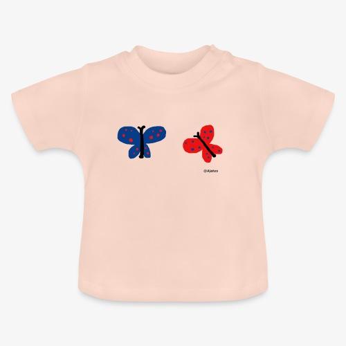 Perhoset - Vauvan t-paita