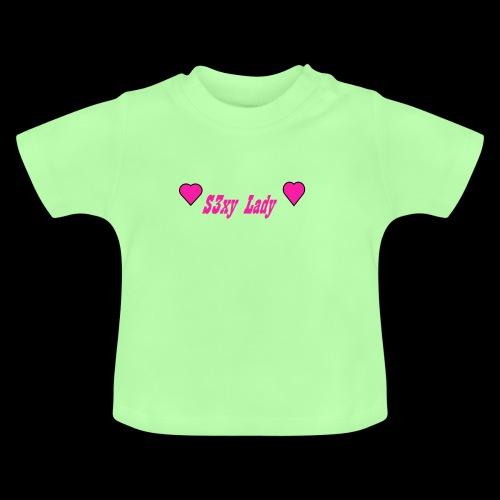 sexy lady - Maglietta per neonato