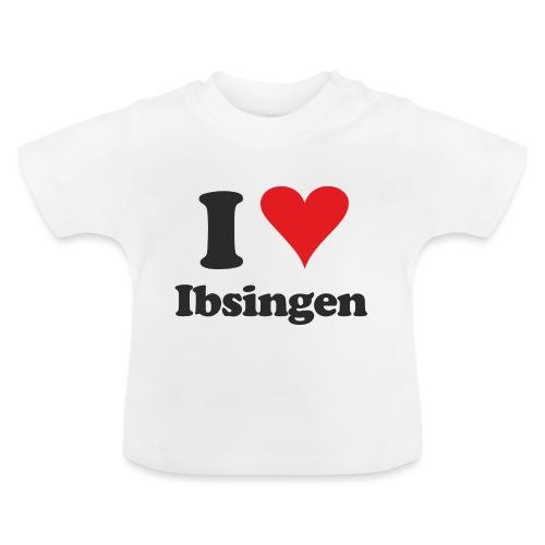 I Love Ibsingen - Baby T-Shirt