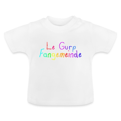 lgfangemeindebunt - Baby T-Shirt