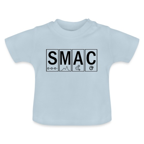SMAC3_large - Baby T-Shirt