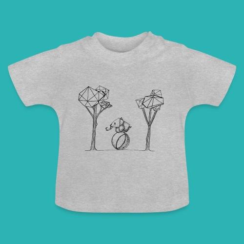 Rotolare_o_capitombolare-01-png - Maglietta per neonato
