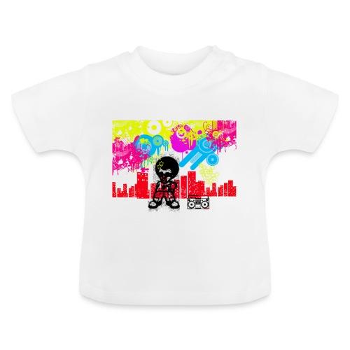 Magliette personalizzate bambini Dancefloor - Maglietta per neonato