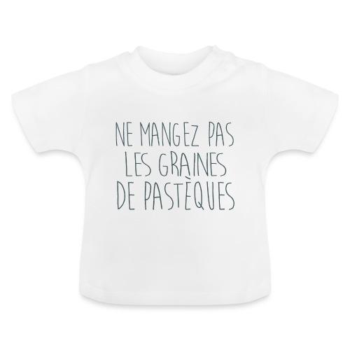 T-Shirt-Femme-Enceinte-personnalise - T-shirt Bébé