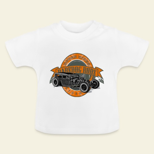 Raredog Rods Logo - Baby T-shirt