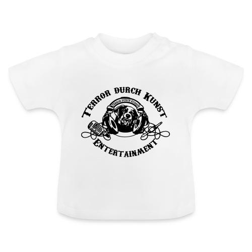 tdklogoschwarz 3 - Baby T-Shirt