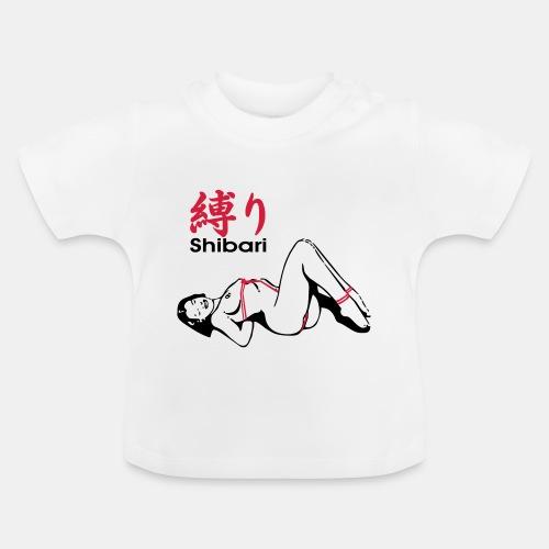 bound Shibari 2col - Baby T-Shirt