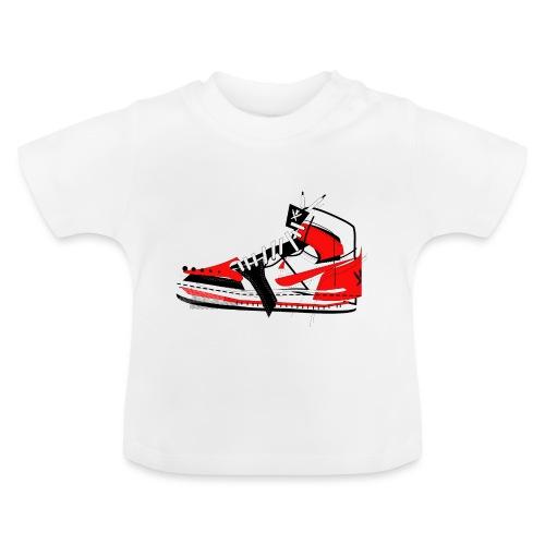 Destrukt my Shoes by MiZAl Touch Concept - T-shirt Bébé
