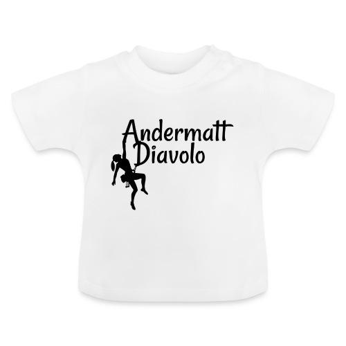 Andermatt Diavolo Uri Geschenkidee - Baby T-Shirt