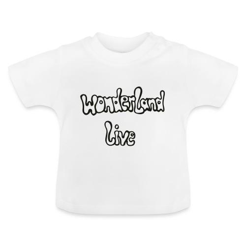 wonderland live - Baby T-Shirt