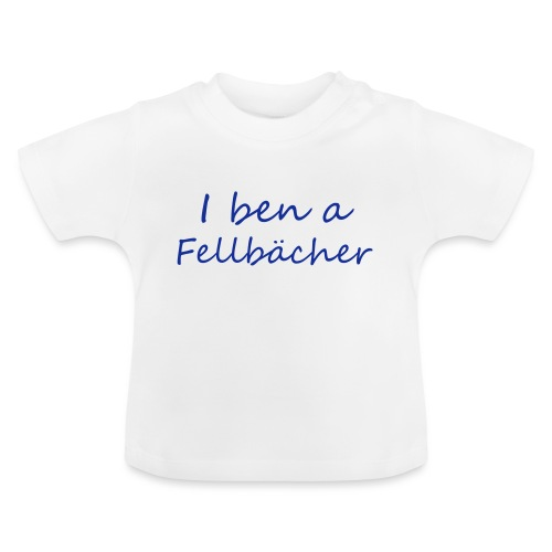 Fellbaecher - Baby T-Shirt