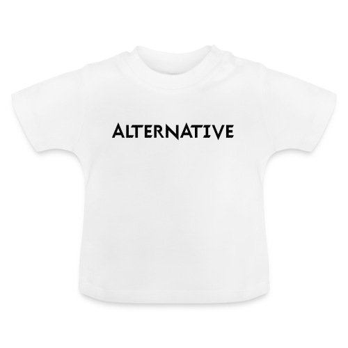 Im T-shirt White - Koszulka niemowlęca