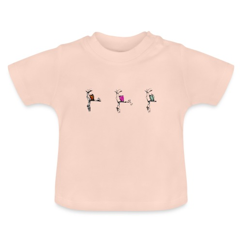 Flutterby - Baby T-Shirt
