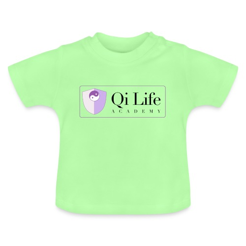Qi Life Academy Promo Gear - Baby T-Shirt