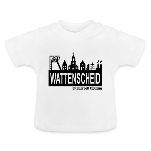 Wattenscheider Skyline by Ruhrpott Clothing - Baby T-Shirt