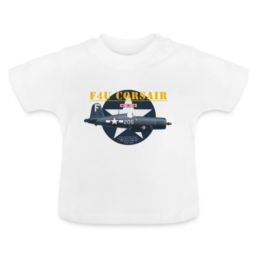 F4U Jeter VBF-83 - Baby T-Shirt