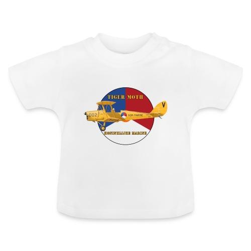 Tiger Moth Kon Marine - Baby T-Shirt