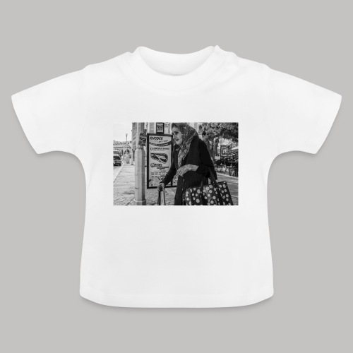 Alte Dame - Baby T-Shirt