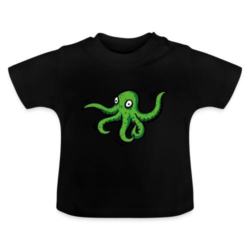 Alien Oktopus - Baby T-Shirt