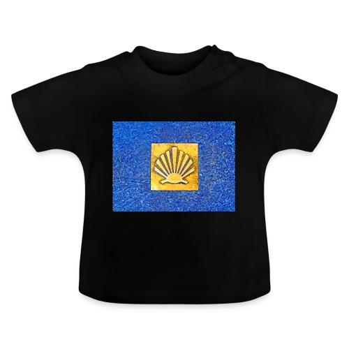 Scallop Shell Camino de Santiago - Baby T-Shirt