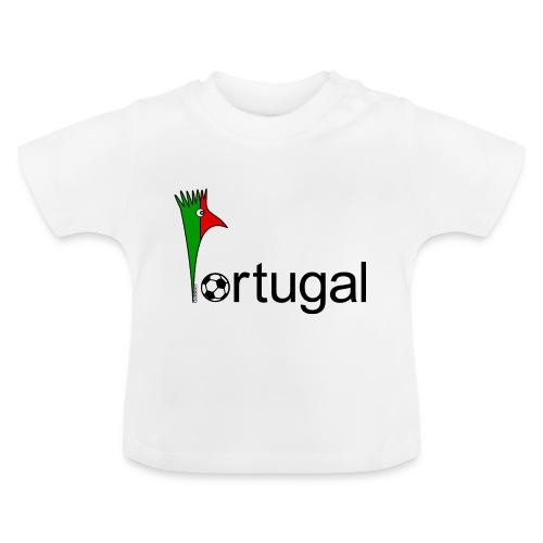 Galoloco Portugal 1 - T-shirt Bébé
