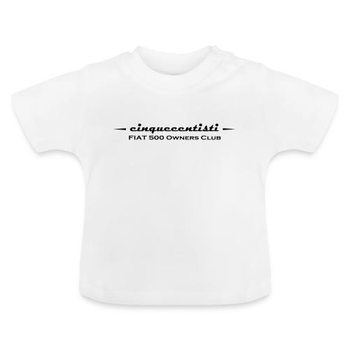 Cinquecentisti 500 Owners Club Vector - Maglietta per neonato
