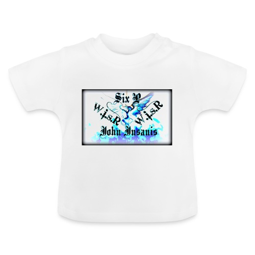 Six P & John Insanis WISR -Huppari- - Vauvan t-paita