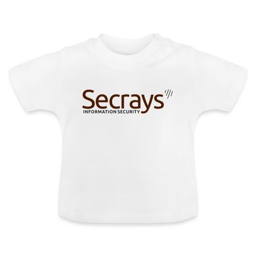 Secrays vektori logo - Vauvan t-paita