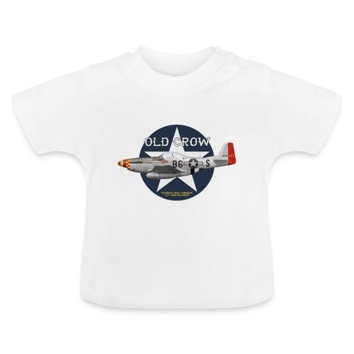 P-51 Old Crow - Baby T-Shirt