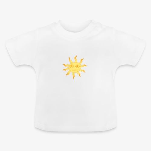 soleil - T-shirt Bébé