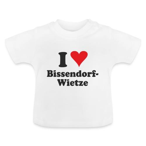 I Love Bissendorf-Wietze - Baby T-Shirt