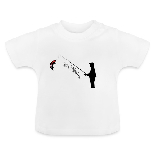 Angler - Baby T-Shirt