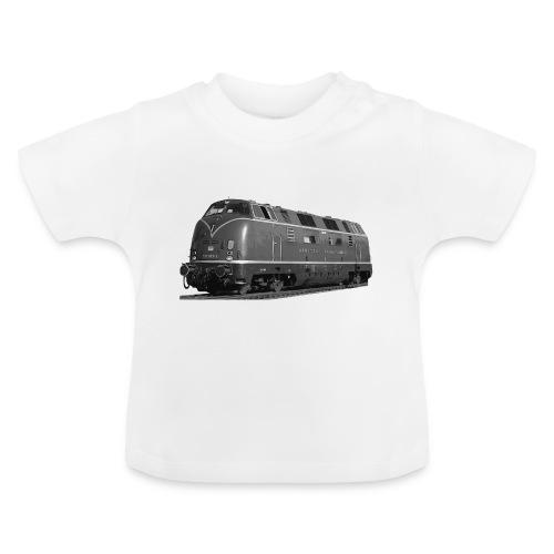 V 200 Diesel Lokomotive Deutsche Bundesbahn - Baby T-Shirt