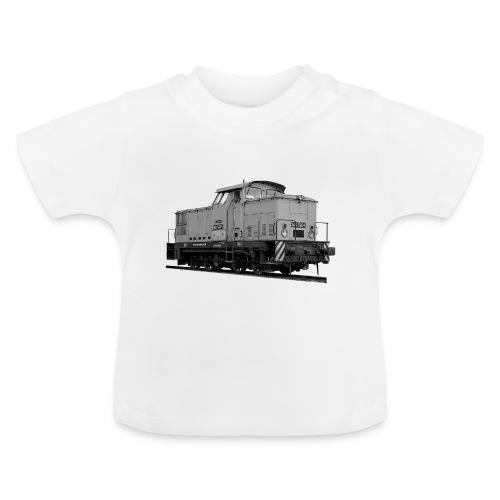 V 60 Diesel Lokomotive Rangierlok Reichsbahn DDR - Baby T-Shirt