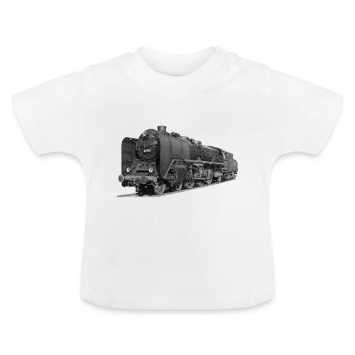 Dampflok Baureihe 01 Deutsche Reichsbahn DDR - Baby T-Shirt