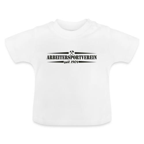 Arbeitersportverein seit 1904 - Baby T-Shirt