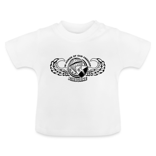 HAF tshirt back2015 - Baby T-Shirt