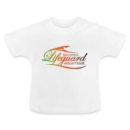 lifeguard multicolor - T-shirt Bébé