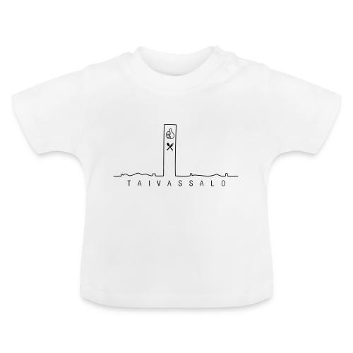 Taivassalo -printti - Vauvan t-paita