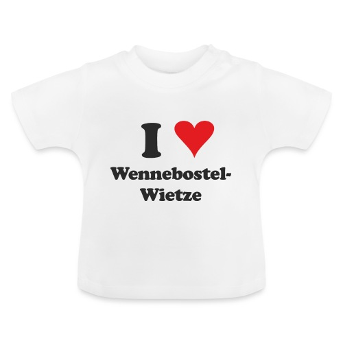 I Love Wennebostel-Wietze - Baby T-Shirt