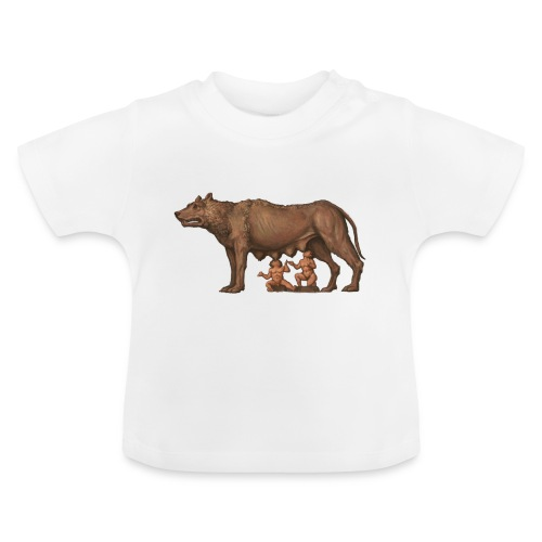 Wilczyca kapitolińska | Capitoline Wol - Koszulka niemowlęca
