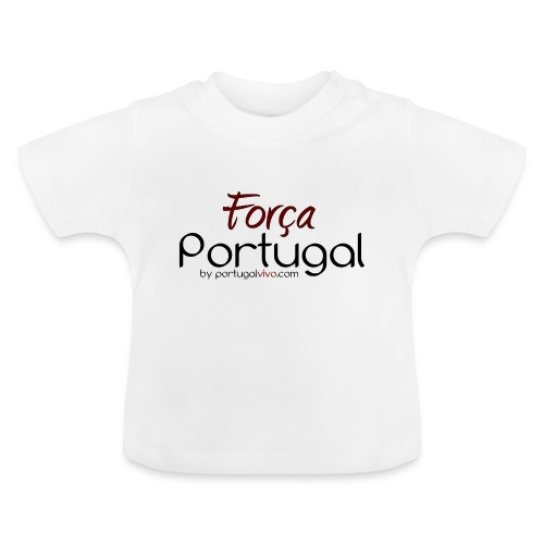 Força Portugal - T-shirt Bébé