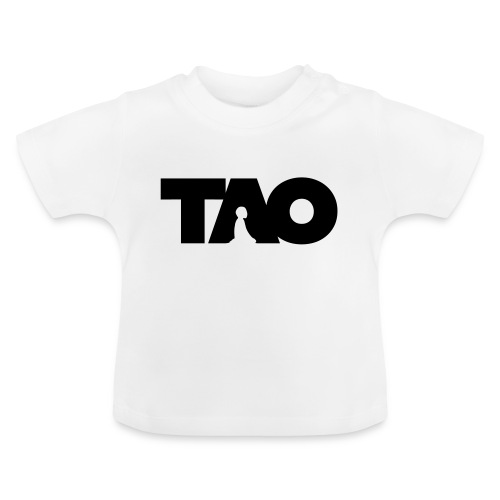 Tao meditation - T-shirt Bébé